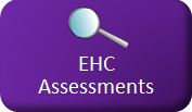 EHC Assessments button